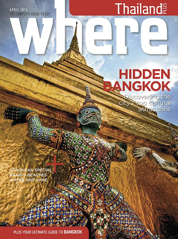 Where Thailand