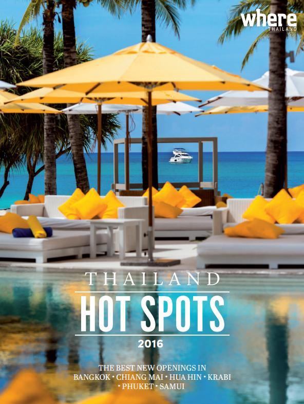 Thailand Hot Spots