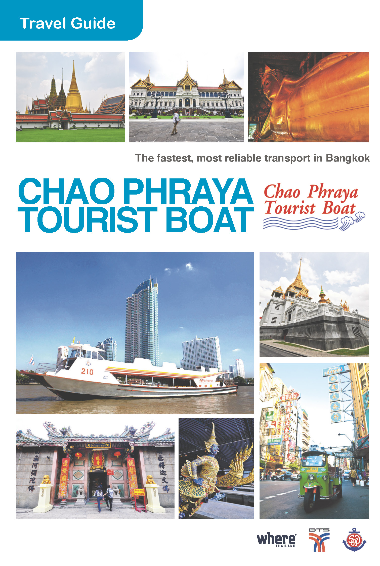 Chao Praya Tourist Boat