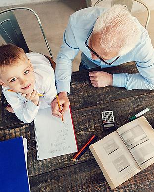 Matematikk for besteforeldre