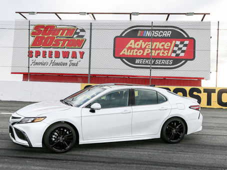 Danville Toyota Returns as Official Pace Car Provider at SOBO
