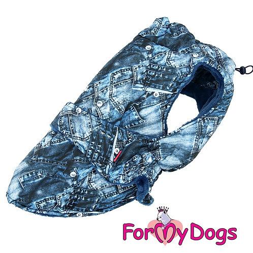 Д1 р- Попона на крупных собак (доберман, кане корсо...)