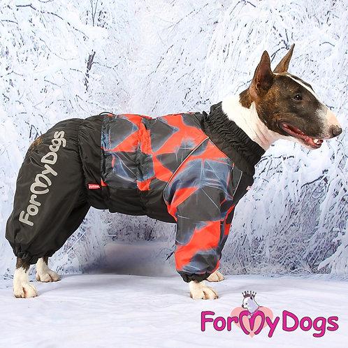 Комбинезон на собаку среднего размера (минибуль, аусси...)