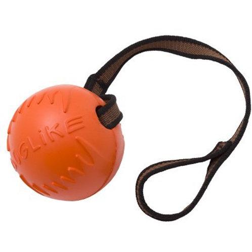 Мяч  Doglike на веревке( БОЛЬШОЙ (10 см))
