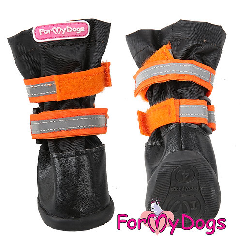 Р 10  Ботинки на крупную собаку с утеплителем