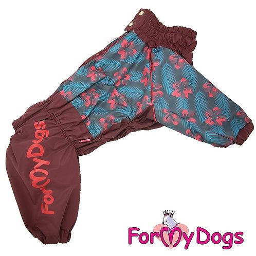 Дождевик на собаку размером с хаски