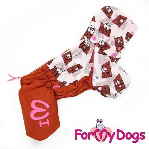 Р 22.- Дождевик для мелких и средних собак (на девочку)