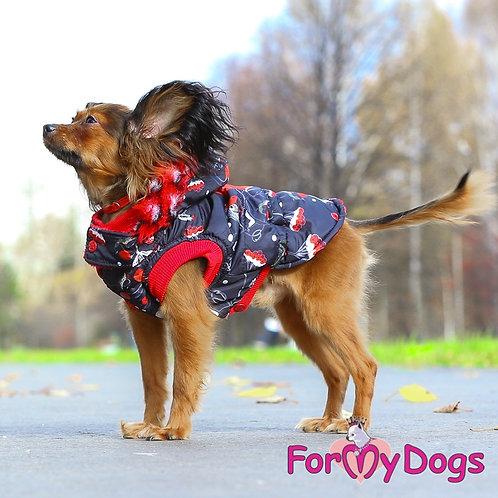 Р 16- Куртка на небольшую собаку (цверг, джек, цвергпинчер...)