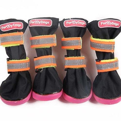 Ботинки на мелкие породы