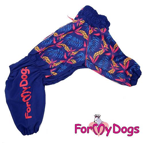 С1 р- Дождевик на крупную собаку размером с хаски (боксёр, лабрадор...)