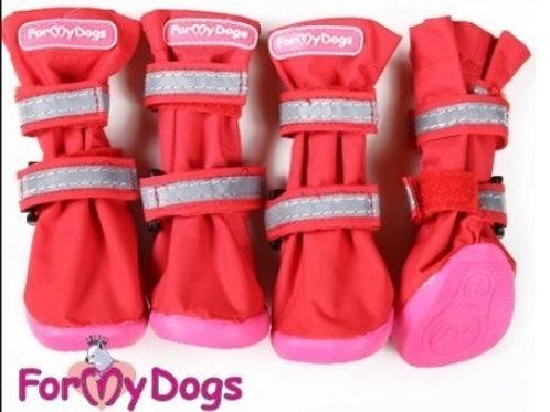 Обувь для средних и крупных пород собак
