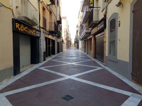 Calle Caputxins