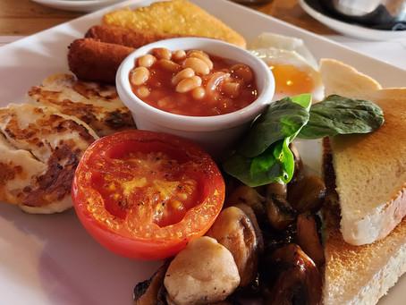 Breakfast in BCN