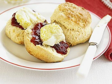 Cream Tea Day