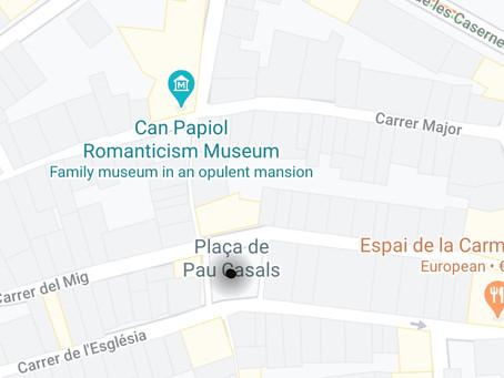 Plaça Pau Casals
