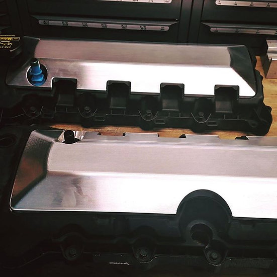 BILLET COYOTE COIL COVERS (11-17 5.0/5.2)