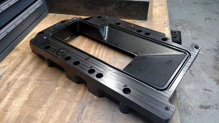 99-04 LIGHTNING M122 GT-500 ADAPTER PLATE