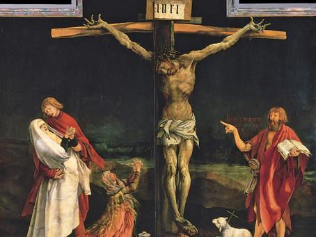 Culte du vendredi saint par Zoom