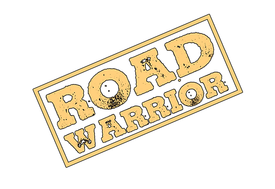 Hot Country Live Road Warrior Logo