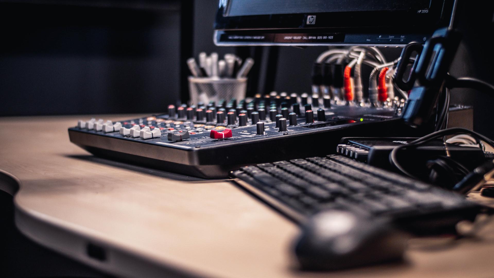 Completed Studio