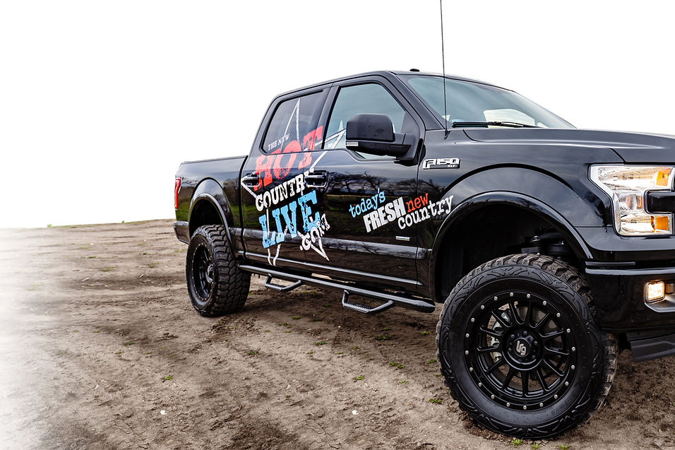 Hot Country Live Road Warrior F-150 Ford Truck