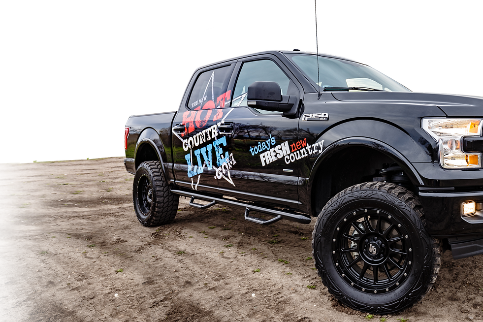 Hot Country Live Road Warrior Ford F-150