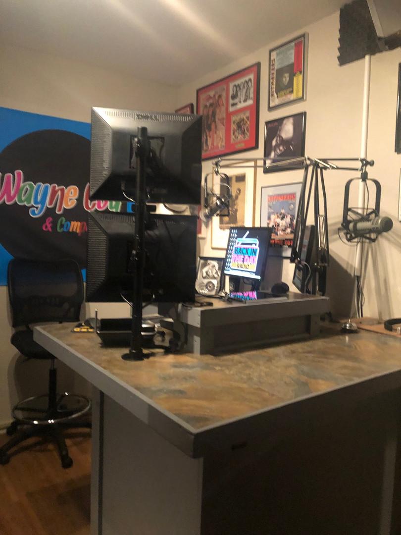 Studio Completed