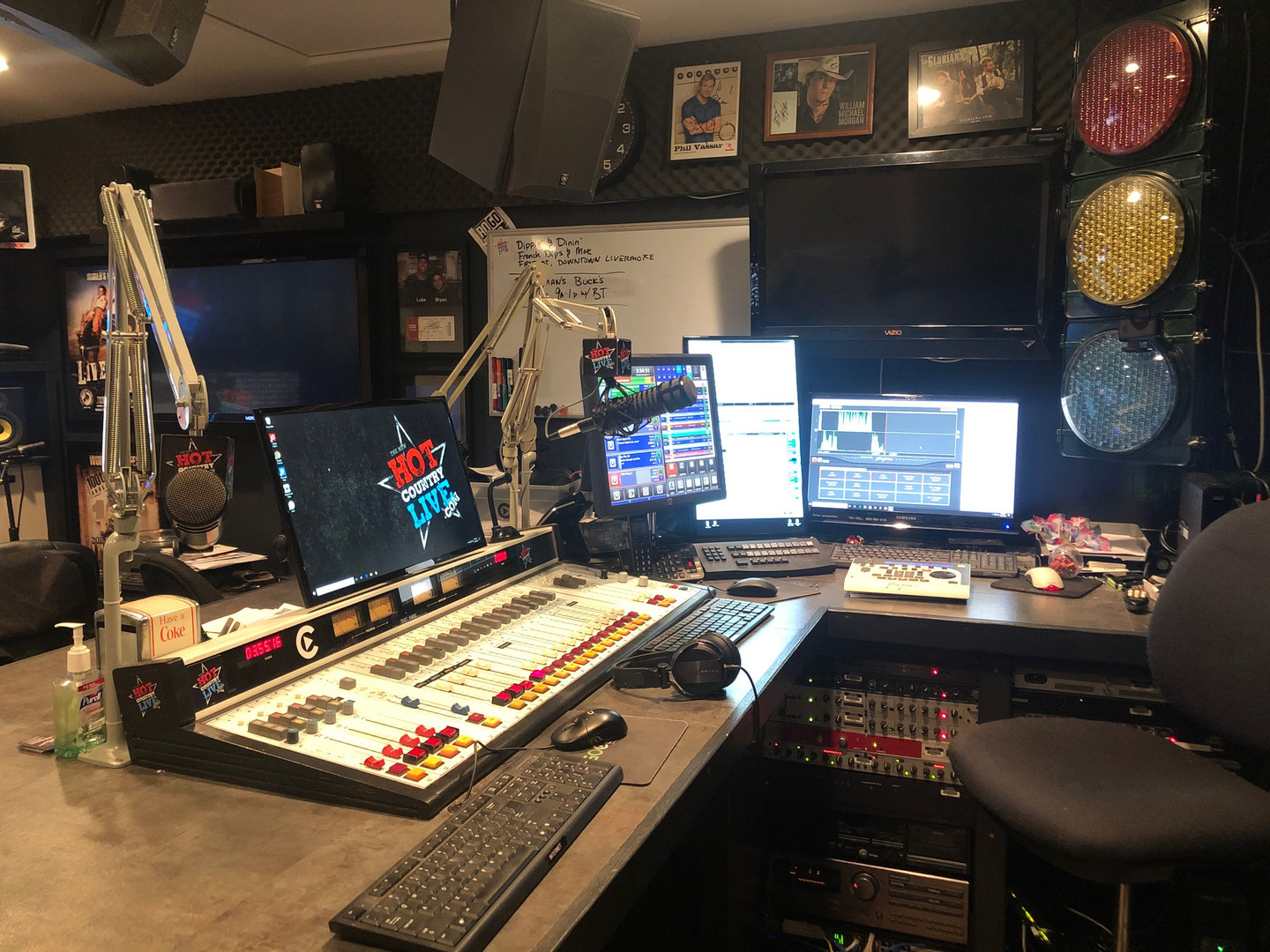 Hot Country Live Studios