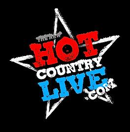 Hot Country Live Logo Brand