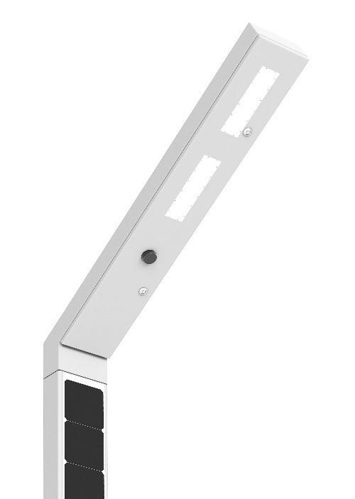 New EnGo Slim Solar Street light Model