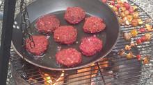 Het BURGERfeest!                                   zelf je groentenburgers maken!