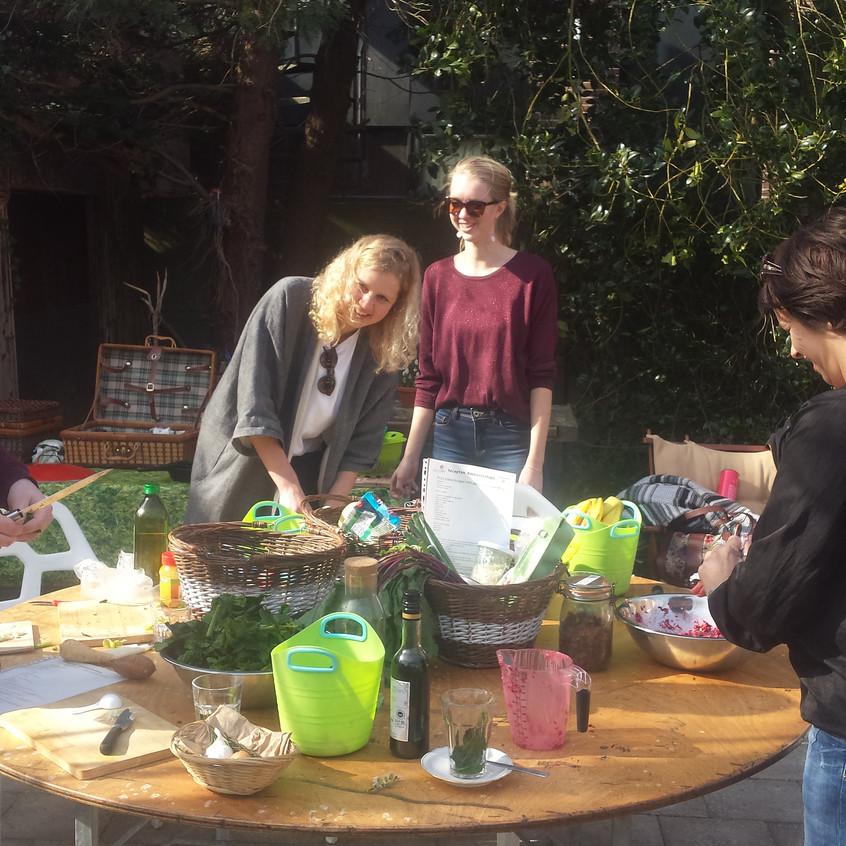 Samen koken is samenwerken - teambuilding