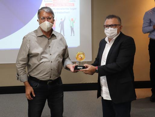 Epasa recebe Selo de reconhecimento de Empresa Destaque em Gestão da Paraíba no ano de 2020