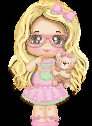 Mascote Menininha Cute PNG.png