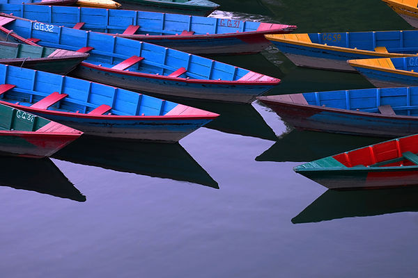 Painted Boats in the HarborXXX.jpg