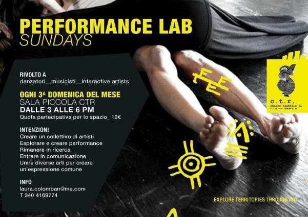 Performance Lab Sundays