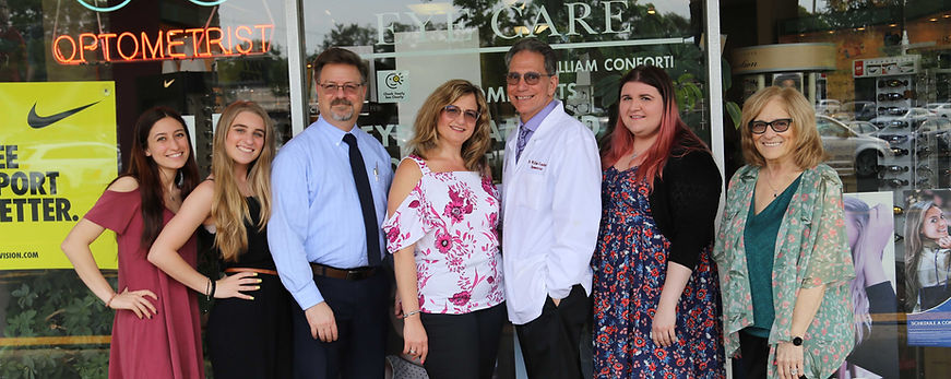 Accurate Eye Care Team