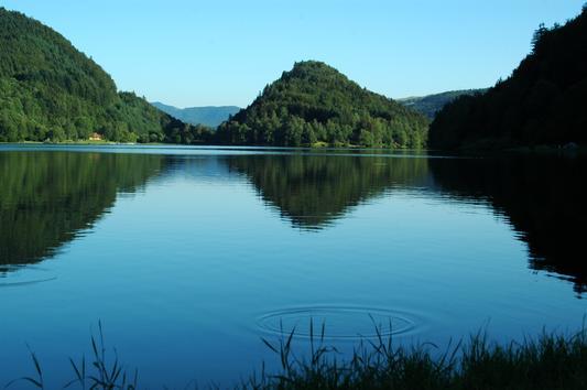 Lac de Kruth