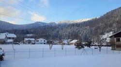 Gîte hiver