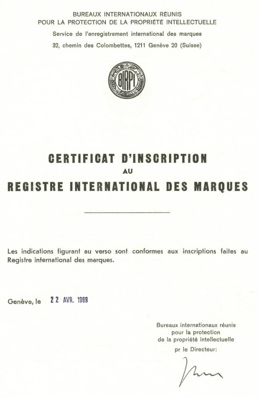 Zertifikat Getreidemilch Kosmetik