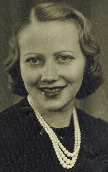 Gründerin Ottilie (Tilly) Babor
