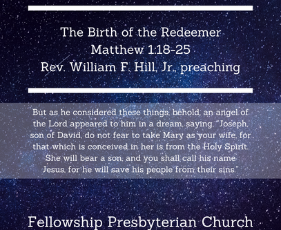 The Purpose of the Birth of Christ