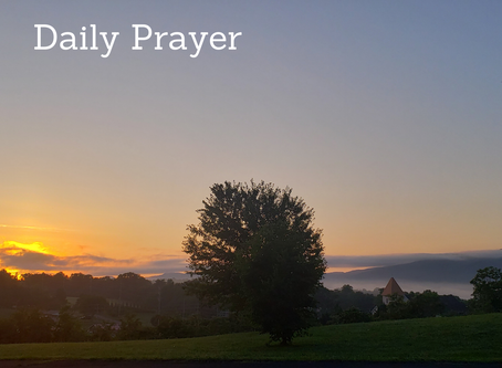 Daily Prayer for July 2, 2020