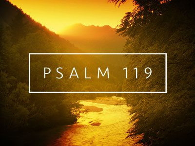 The Morning Devotional: Psalm 119:175-176