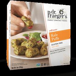 (Vegan) Kale Puffs