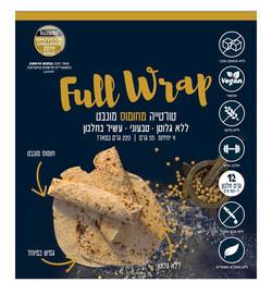 Full Wrap חומוס