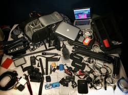 Organizing an ENG Kit