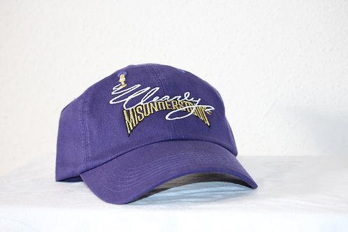 Royalty Purple CMU Baseball Cap