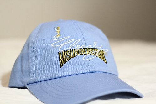 Cool Blue CMU Baseball Cap