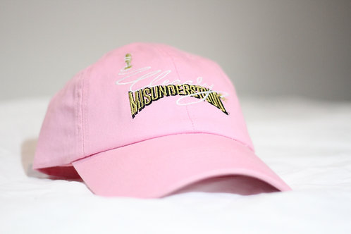 Pink Power CMU Baseball Cap